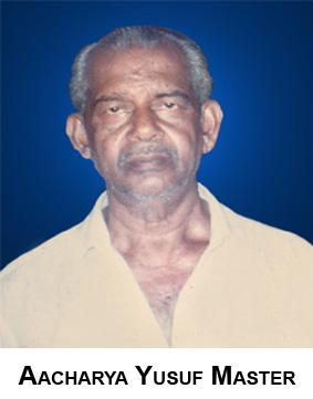Aacharya-Yusuf-Master